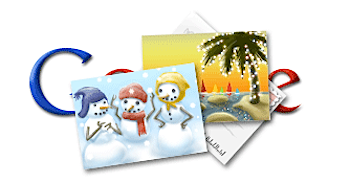 Googleロゴ「Holiday Logos 2009」その2