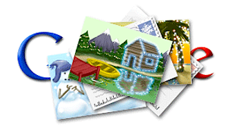 Googleロゴ「Holiday Logos 2009」その3