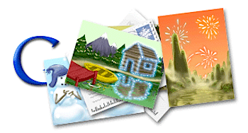 Googleロゴ「Holiday Logos 2009」その4