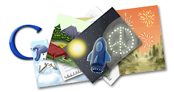 Googleロゴ「Holiday Logos 2009」その5