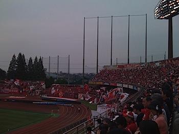 Jリーグ第15節 浦和レッズ v.s. ヴィッセル神戸[2009]