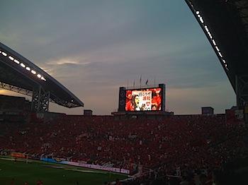Jリーグ第17節 浦和レッズ v.s. サンフレッチェ広島[2009]