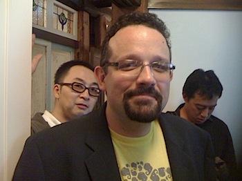 Evernote CEOと六本木・豚組で会食