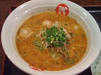 「和浦酒場 弐」で坦々麺を食す(浦和)