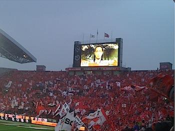 Jリーグ第34節 浦和レッズ v.s. 鹿島アントラーズ[2009]