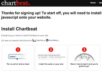 """「Chartbeat」サイトの""""今""""(同時アクセス数やリファラ)のリアルタイムアクセス解析が凄すぎる!"""