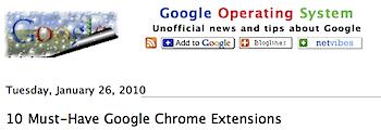 「Google Chrome」インストールしておくべき10の機能拡張