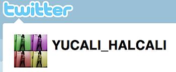 「HALCALI」YUCALI、ツイッターを始める