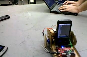 Androidでロボットを作っちゃった人たち(動画あり)