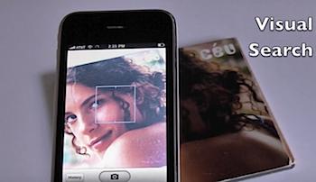 「oMoby」ビジュアル検索できるiPhoneアプリ