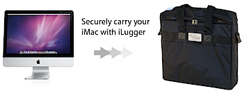 iMac用キャリングケース「iLugger」