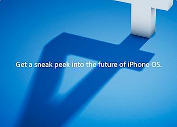 「iPhone OS 4.0」4月8日に発表へ