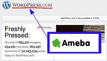 アメブロからWordPressに移行する方法