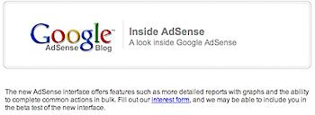 Google AdSense、パブリッシャーの取り分は68%