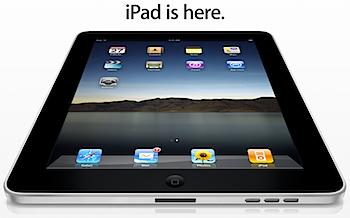 Apple「iPad」発売後60日経ずに200万台突破と発表