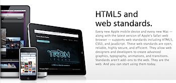 「HTML5でここまでできる」AppleがHTML5のショーケースを公開