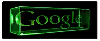 Googleロゴ「デニス ガボール」に