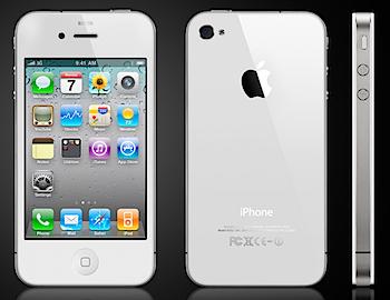 「iPhone 4」ホワイトモデルは夏後半?