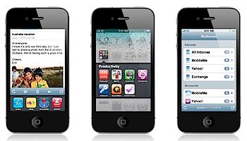 iPhone 3Gに「iOS 4」インストールした雑感