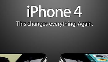 iPhone 4 = 4様 = 四様