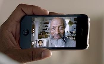 「iPhone 4」新しいCMが4本