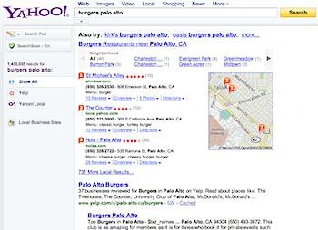 Yahoo.comが検索エンジンにBingのテストを開始