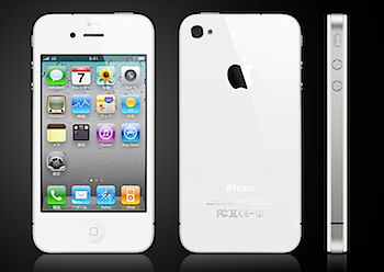「iPhone 4」ホワイトモデル発売延期、今年後わりに