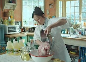 西原理恵子・からあげかあさんの作るからあげレシピ