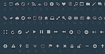 「Pictos」UIデザインで使えるロイヤリティフリーのアイコン集