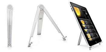 美しいiPad用モバイルスタンド「Compass」
