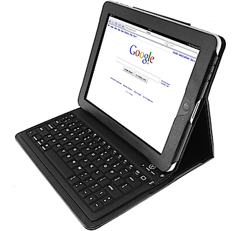 キーボード一体型のiPadケース「KeyCase iPad Folio」