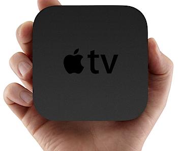 Apple「Apple TV」発表、映画やテレビ番組をレンタルでストリーミング
