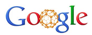 Googleロゴ「buckyball」に