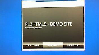 CLOQUE.がFlashをHTML5に変換する「FL2HTML5(仮)」開発