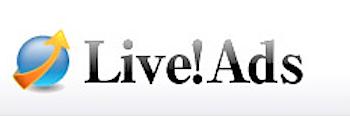 ブログのアフィリエイトに内容が自動的に変わるウィジェットが便利「Live!Ads」