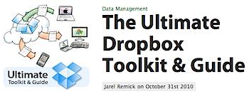 「Dropbox」すごい使い方のマニュアル