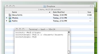 [Mac/Win]書類フォルダをDropboxで同期する方法