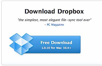 「Dropbox」クライアントソフト正式版がリリース