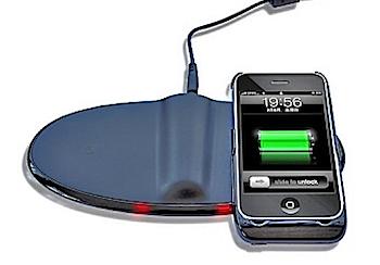 iPhone「置くだけで充電」無接点充電セット