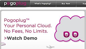 """アメリカで販売されている家庭向けNAS「Buffalo CloudStor」は""""Pogoplug""""の機能を搭載"""
