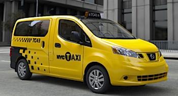 日産「NV200」がニューヨーク市の次世代タクシーに選定