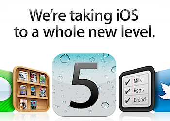 「iOS 5」iMessageやTwitter連携などの新機能搭載し2011年秋にリリース