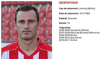 浦和レッズ、セルビア代表FWランコ・デスポトビッチを獲得か