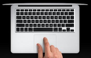 「MacBook Air」バックライトキーボードが復活!?