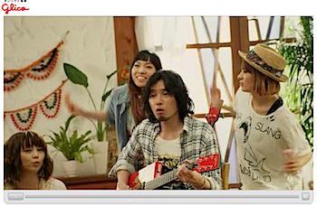 斉藤和義も出演、グリコ「みんなに笑顔を届けたい。」