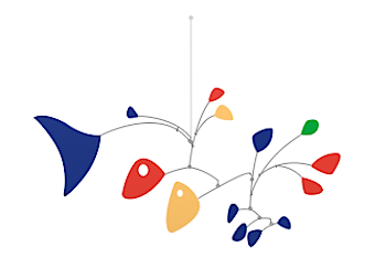 Googleロゴ「アレクサンダー カルダー」に(2011)