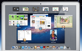 Mac OS Xのシェアが6%を突破