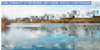 マウスオーバーで画像のEXIF情報が見られるGoogle Chrome機能拡張「EXIF Viewer」