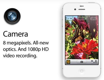 「iPhone 4S」のカメラは4Kが撮影できてなんか凄いらしい!?