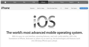 【iOS 5】iPhone 4を「iOS 5」にアップデートしてみた!(復元に失敗 → アプリアイコンが消える)